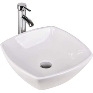 Legault Ceramic Wall Hung Basin with Tap Belfry Bathroom