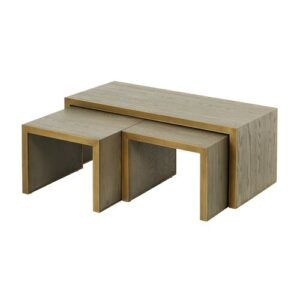 Lincoln 3 Piece Coffee Table Set Mindy Brownes