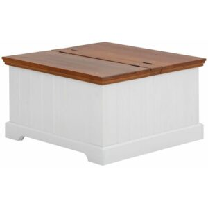 Linda Coffee Table with Storage August Grove
