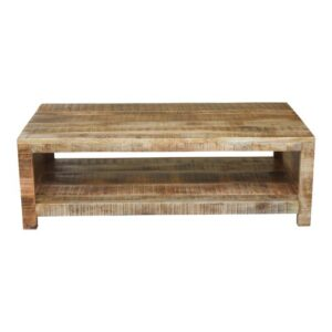 Manora Coffee Table with Storage House Additions