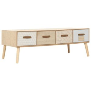 McAlester Coffee Table with Storage Bloomsbury Market