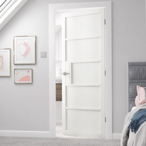 Metro Internal Door Prefinished JB Kind Doors Door Size: 198.1cm H x 61cm W x 3.5cm D