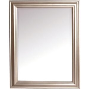 Mirror Brambly Cottage Finish: Silver
