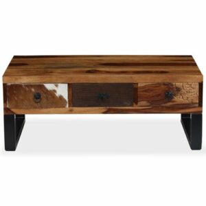 Moberly Coffee Table with Storage Williston Forge