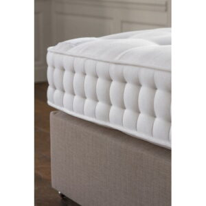 Natural Pocket Sprung 1400 Mattress Gallery Size: Kingsize (5')
