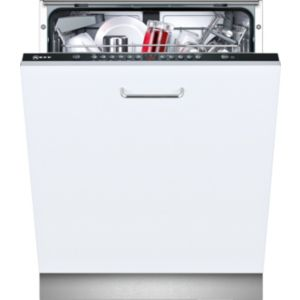 Neff SS13G60XOG Integrated White Full size Dishwasher