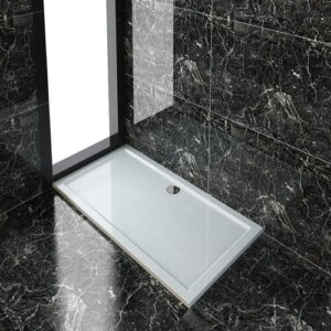 Ohlson Rectangular Shower Enclosure Belfry Bathroom Size: 1850mm H x 1500mm W x 800mm D