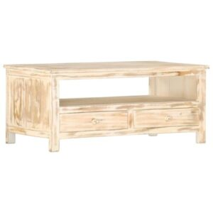 Parham Coffee Table with Storage Union Rustic