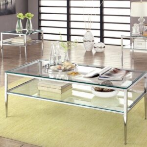Rahil 2 Piece Coffee Table Set Canora Grey