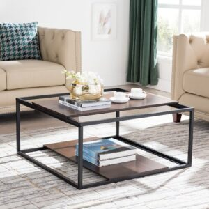 Shearer Coffee Table Blue Elephant