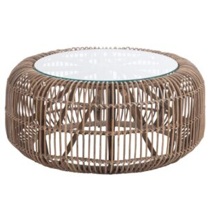 Sonora Coffee Table Bay Isle Home Colour (Table Base): Natural