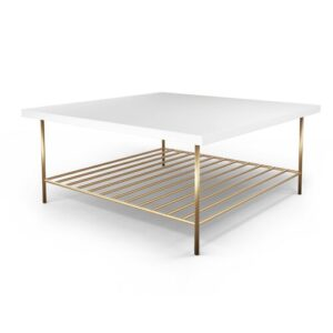 Square Coffee Table Canora Grey