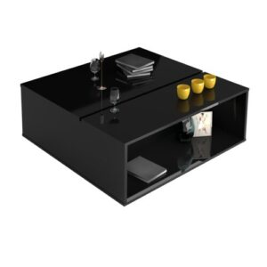 Stanley Coffee Table with Storage Wade Logan