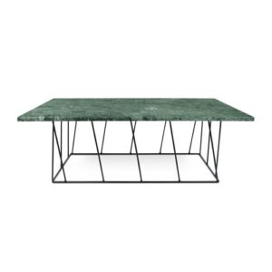Tamia Coffee Table Wade Logan Colour (Table Top): Green