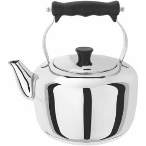 Traditional Stainless Steel Stovetop Kettle Stellar Capacity: 2.6 L