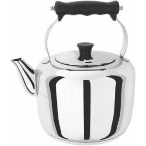 Traditional Stainless Steel Stovetop Kettle Stellar Capacity: 3.3 L