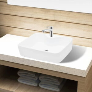 Ulammandakh Ceramic Countertop Basin Belfry Bathroom