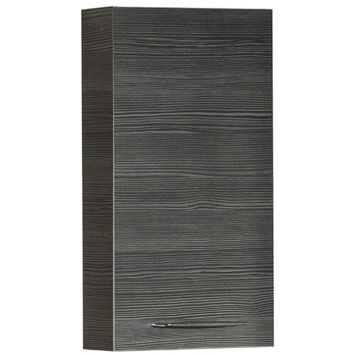 Vadea 35 x 68cm Wall Mounted Bathroom Cabinet Fackelmann Colour/Finish: Anthracite pine