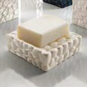 Verona Soap Dish Belfry Bathroom Finish: Pearl White