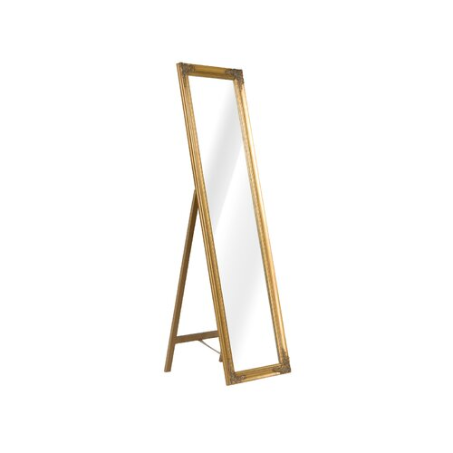 Versailles Cheval Mirror Massivum Finish: Gold