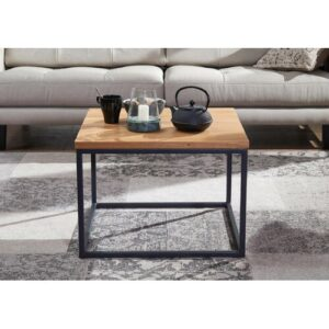 Villanders Coffee Table Massivmoebel24 Size: 43cm H x 60cm W x 60cm D