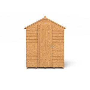 Walworth 5 ft. W x 3 ft. D Solid Wood Garden Shed Sol 72 Outdoor
