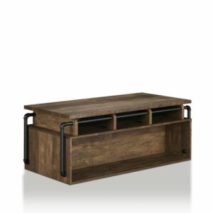 Warsaw Lift Top Coffee Table Blue Elephant