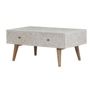 Watauga Coffee Table with Storage Bloomsbury Market