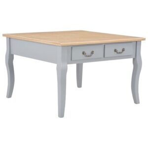 Wendell Coffee Table with Storage August Grove Colour (Table Base): Grey, Colour (Table Top): Beige