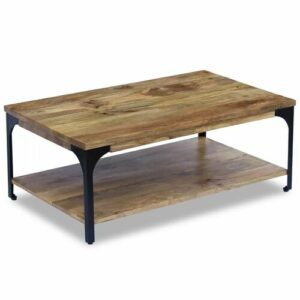 Wilder Coffee Table Union Rustic