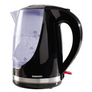 1.7L Stainless Steel Electric Kettle Daewoo