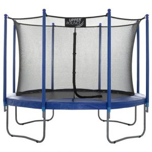 10' Trampoline with Safety Enclosure Freeport Park