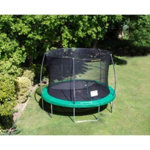 14' Trampoline with Safety Enclosure Freeport Park
