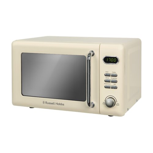 17 L 700W Countertop Microwave Russell Hobbs