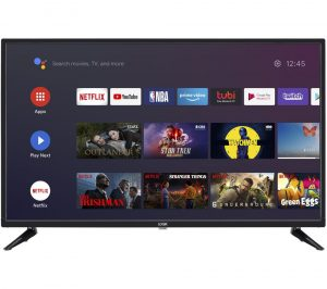 """32"""" LOGIK L32AHE19 Android TV Smart HD Ready LED TV with Google Assistant"""