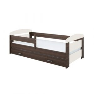 Archway Bed with Drawers Mack + Milo Bed Frame Colour: Nut, Lying surface: 70 x 140cm