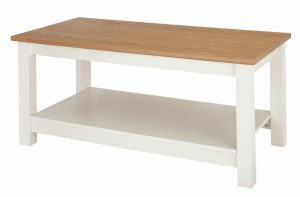 Argos Home Winchester Coffee Table - White