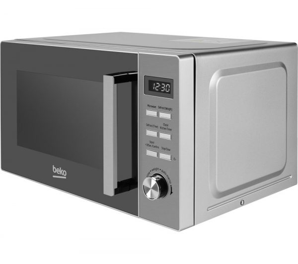 BEKO MOF20110X Compact Solo Microwave - Stainless Steel, Stainless Steel