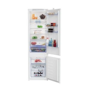 Beko BCFDV3973 70:30 White Integrated Fridge freezer