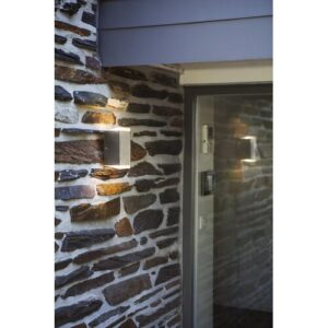 Boncelles 2-Light LED Outdoor Wall Light Sol 72 Outdoor