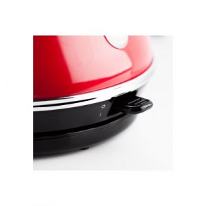 Boston Pyramid 1.7L Electric Kettle HADEN Colour: Red