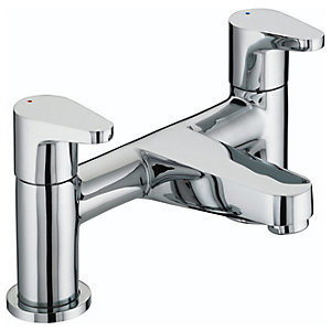 Bristan Quest Bath Filler Chrome
