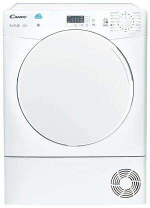 Candy CSC 9LF 9KG Condenser Tumble Dryer - White