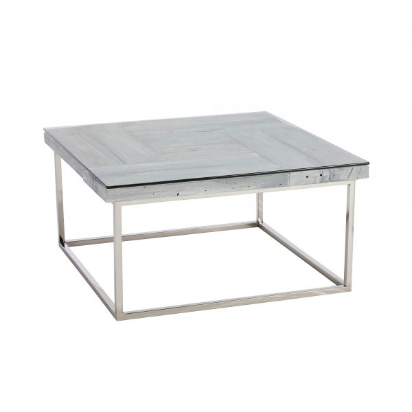 Caspian Chill Reclaimed Wood Coffee Table