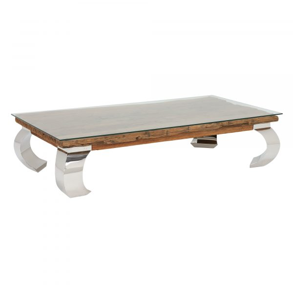 Caspian Terni Reclaimed Wood Coffee Table
