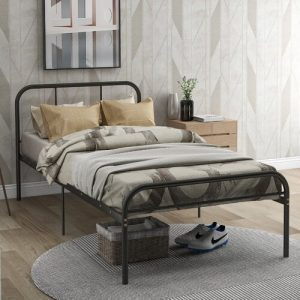 Chilliwack Bed Frame Symple Stuff Size: European Single (90 x 200cm)
