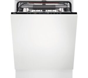 ComfortLift FSS62807P Full-size Fully Integrated Dishwasher, Green