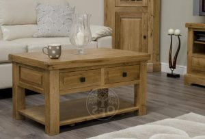 Deluxe 3' x 2' Coffee Table