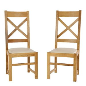 Dominik Solid Wood Dining Chair Ophelia & Co.