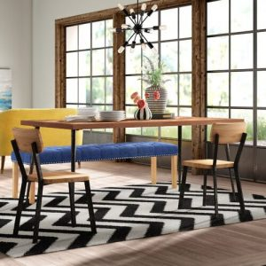 Farr Dining Table Union Rustic
